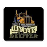 Truckers Classic Mousepad