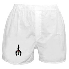 Cute Gunslinger Boxer Shorts