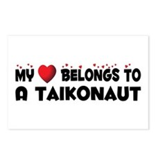 Belongs To A Taikonaut Postcards (Package of 8)