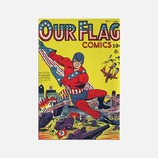 $4.99 Classic The Flag Magnet