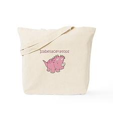 Isabellaceratops Tote Bag