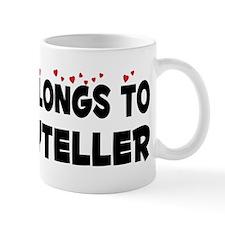 Belongs To A Storyteller Mug
