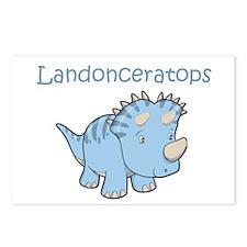 Landonceratops Postcards (Package of 8)