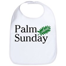 Palm Sunday Bib