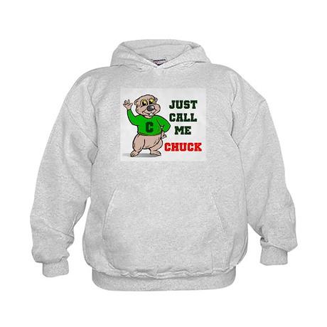 CALL ME CHUCK Kids Hoodie