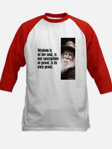 "Whitman ""Wisdom"" Kids Baseball Jersey"