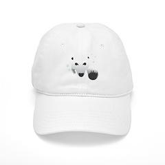 Polar Bear Baseball Cap