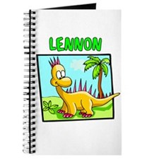 Lennon Dinosaur Journal