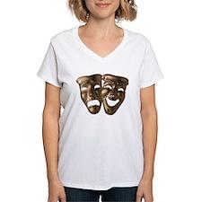 Comedy/Tragedy Masks Shirt