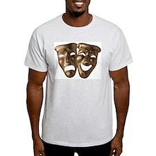 Comedy/Tragedy Masks T-Shirt