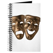 Comedy/Tragedy Masks Journal