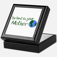 Be Kind to Your Mother Keepsake Box