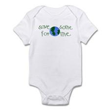 Save some planet for me Infant Bodysuit