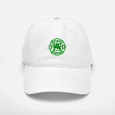 Irish Fire Fighter Baseball Baseball Cap