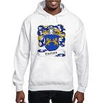 Carlsen Family Crest Hooded Sweatshirt