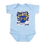 Carlsen Family Crest Infant Creeper