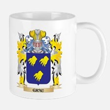 Grau Coat of Arms - Family Crest Mugs