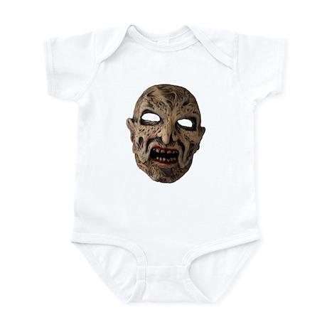 Horror Mask Infant Bodysuit
