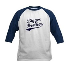 Bigger Brother (Blue Text) Tee