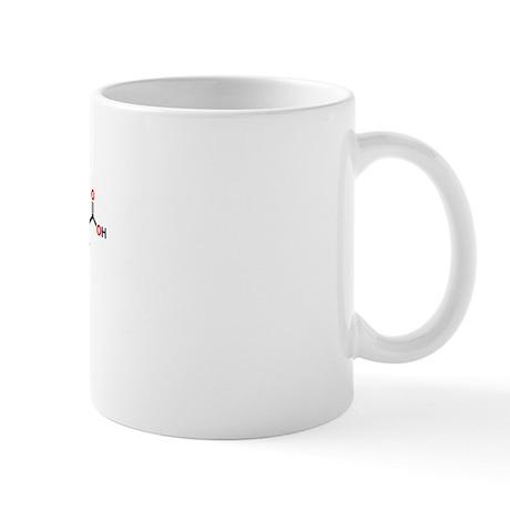 Monica name molecule Mug