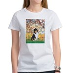 Spring / Collie Women's T-Shirt