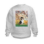 Spring / Collie Kids Sweatshirt