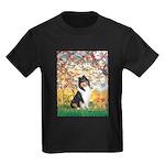 Spring / Collie Kids Dark T-Shirt