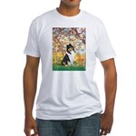 Spring / Collie Fitted T-Shirt