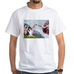Creation / Collie White T-Shirt