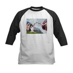 Creation / Collie Kids Baseball Jersey