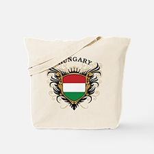 Hungary Tote Bag
