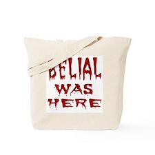 Unique Belieive Tote Bag