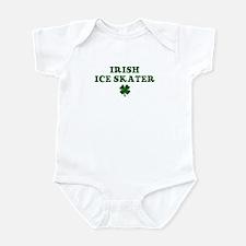 Ice Skater Infant Bodysuit