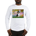 Garden / Collie Long Sleeve T-Shirt