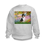 Garden / Collie Kids Sweatshirt