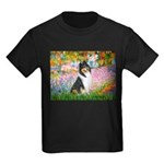 Garden / Collie Kids Dark T-Shirt