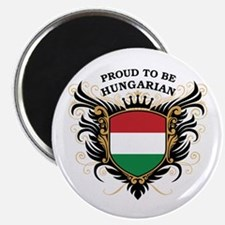 Proud to be Hungarian Magnet