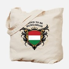 Proud to be Hungarian Tote Bag