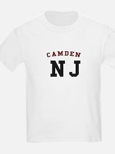 Camden NJ T-shirts T-Shirt