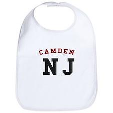 Camden NJ T-shirts Bib