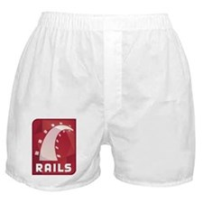 Ruby on Rails Boxer Shorts