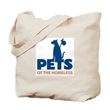 Pets Of The Homeless Tote Bag