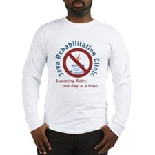 Java Rehab Clinic Long Sleeve T-Shirt
