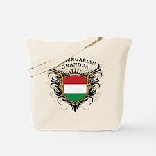 Number One Hungarian Grandpa Tote Bag