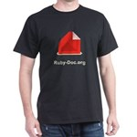 Ruby-doc.og Black T-Shirt