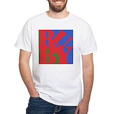 Ruby Love White T-Shirt