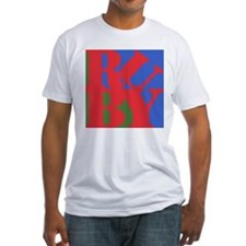 Ruby Love Fitted T-Shirt