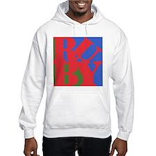 Ruby Love Hooded Sweatshirt