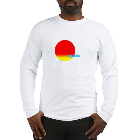 Nyasia Long Sleeve T-Shirt