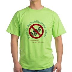 Python rehab clinic T-Shirt